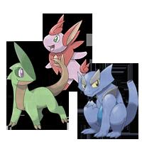 Lizeroon, Telerond and Guilgile