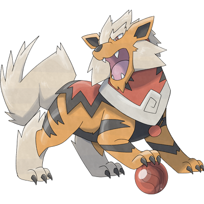Arcanine Pokemon Evolution | www.pixshark.com - Images ...